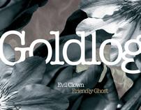 Goldlog – Evil Clown Friendly Ghost