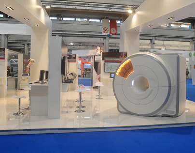 Siemens Medical exhibition design