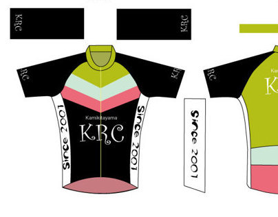 Cycling shirts Kamikitayama KRC team