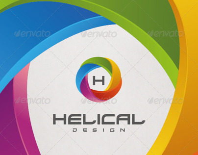 Helical Logo Design