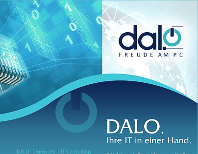 Dalo Brochure, Poster & Flyer Design