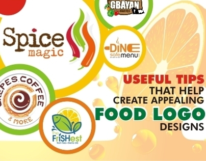 Useful Tips That Help Create Appealing Food Logo Design