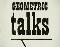 Geometric talks