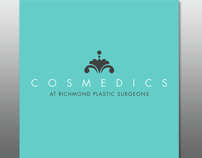 Richmond Plastic Surgeons Logo Re-design (2014)