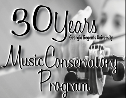 Georgia Regents University Music Conservatory Program