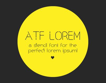 ATF Lorem