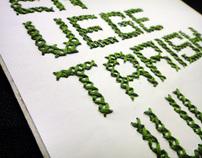 Vegetarian Christmas Brochure