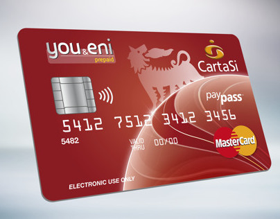 Card Design - Eni