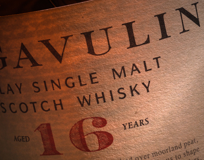 Lagavulin 16 Years Single Malt Scotch Whisky
