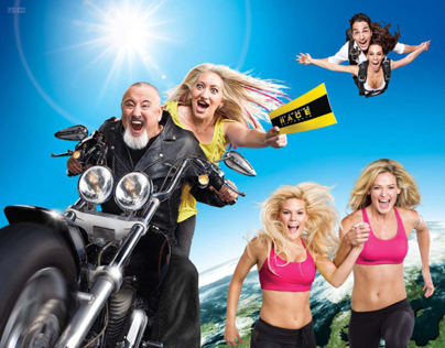 The Amazing Race Australia – Series 1