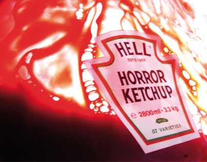The HORROR KETCHUP Book