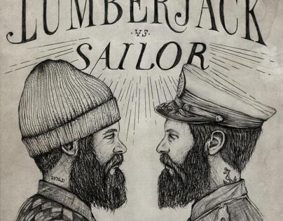 Lumberjack vs Sailor