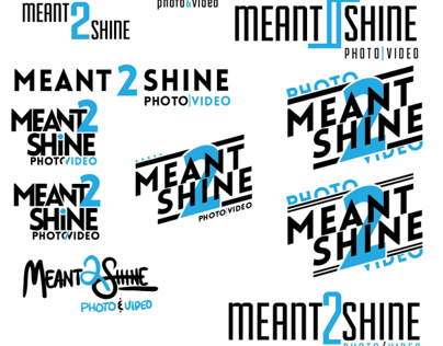 GIDH | Design: Meant 2 Shine Photo Logo Project