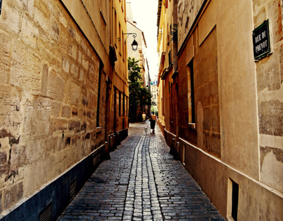 Photography : streets and walls
