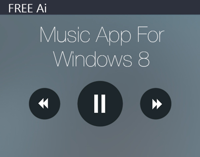 Music App For Windows 8