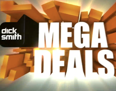 Dick Smith MegaDeal 15s TVC