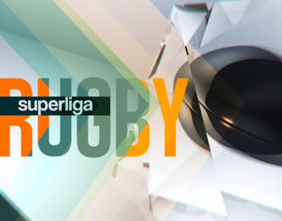 SUPERLIGA RUGBY - Unused concept styleframe