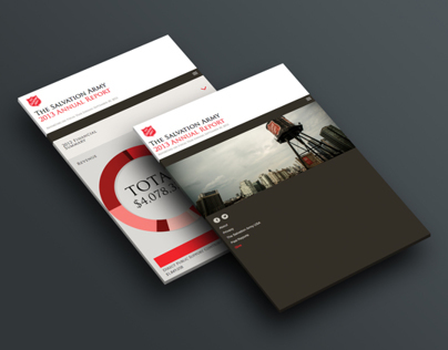 Salvation Army Digital Annual Report