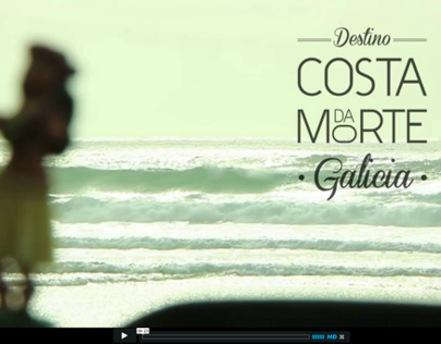 Destino Costa da Morte [Evento - Design&Video]