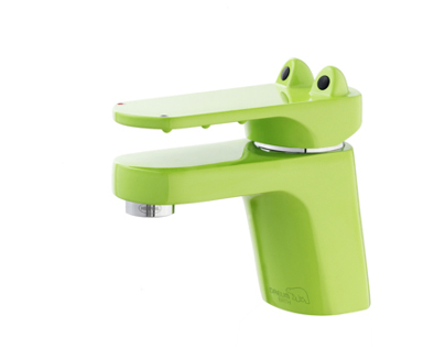 Crocodie faucet_for childhood