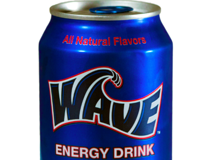 Wave Energy Drink, Old Freelance Client