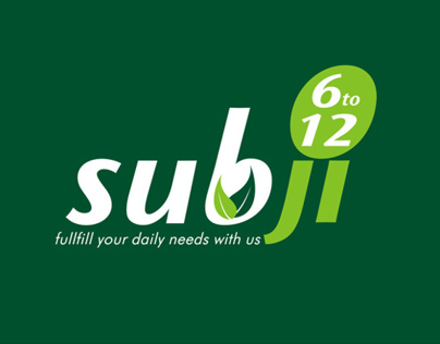 SUBJI (Logo Design)