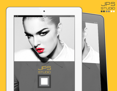 JPS Studio Visual Identity
