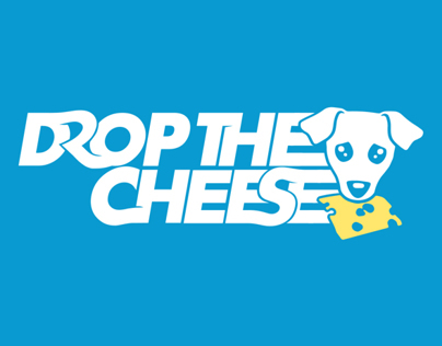 Drop The Cheese Logo Design