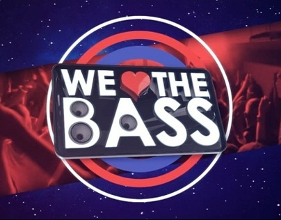 WE LOVE THE BASS // Animacja // Animation