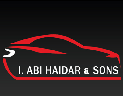 Car dealer branding - I. Abi Haidar & Sons