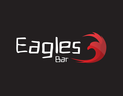 Eagles Bar - Logo Creation