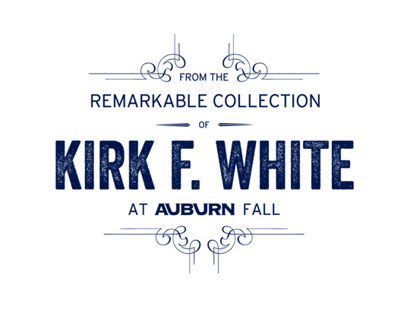 Kirk F. White Collection Logo