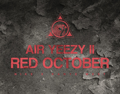 Nike Air Yeezy II - Red October
