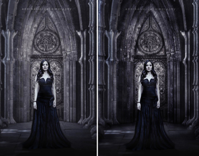 Photomanipulation - Gothic