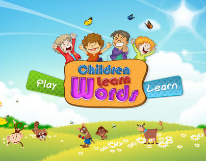 Children Learn Words
