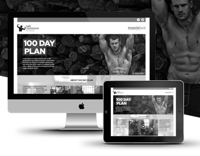 Life Changing Fitness Brand Refresh