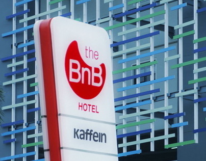 THE BnB Hotels - Brand Identity