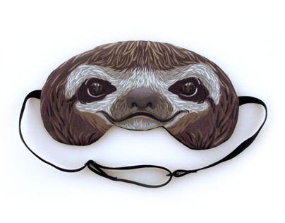 Sloth Sleep Mask