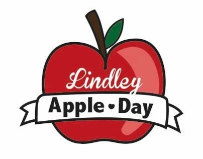 Lindley Apple Day Logo Design