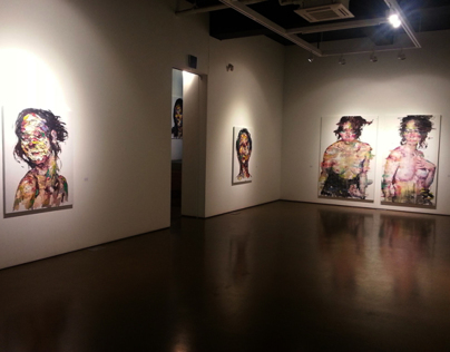 Exhibition in Korea