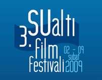Underwater film festival - Website Design