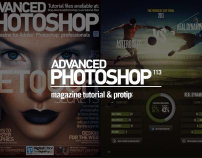 Adv. Photoshop Magazine Tutorial