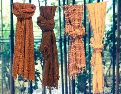 WARM ESCAPE : Range of Wraps & Snood