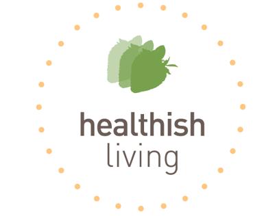 healthish living Identity