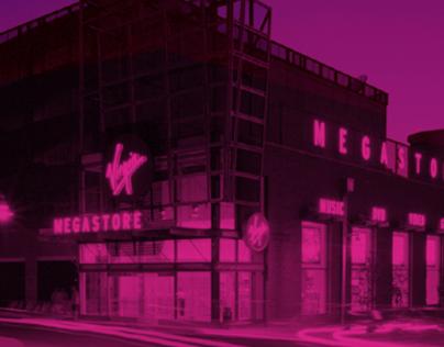 Virgin Megastores