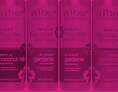 Natural Hawaiian / Alba Botanica