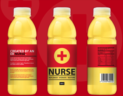 NURSE | Label Design