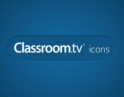 Classroom.tv icons