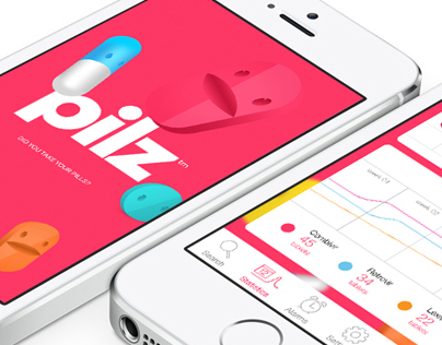 Pilz | iphone app