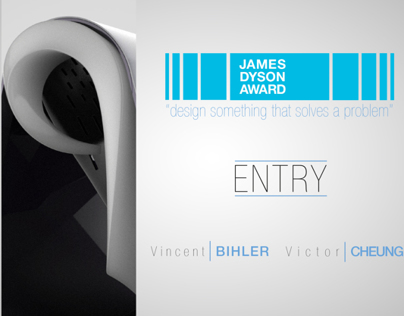 JAMES DYSON AWARD 2013 France Top-10